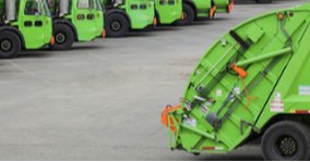IVR for Waste Management Companies