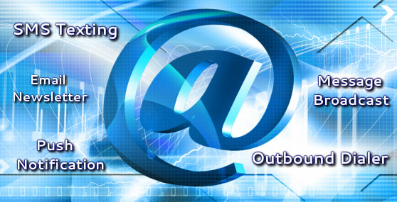 Broadcasting and Outbound Services